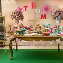 Festa Infantil: Chá de bar Marina e Thiago