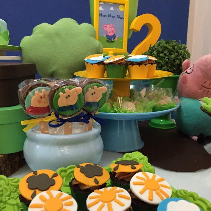 Festa Infantil: George Pig