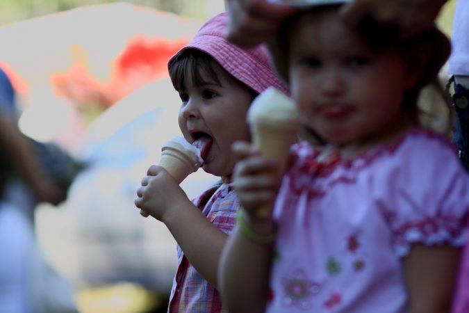 10 alimentos que as crianças devem evitar