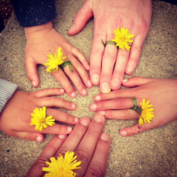 Ensinando a criança a preservar o meio ambiente