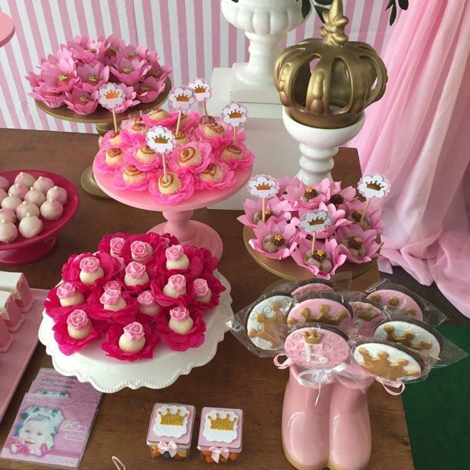 Festa Infantil: 1 ano da Princesa Ester