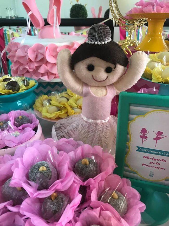 Festa Infantil: 7 anos da Bailarina Guilhermina