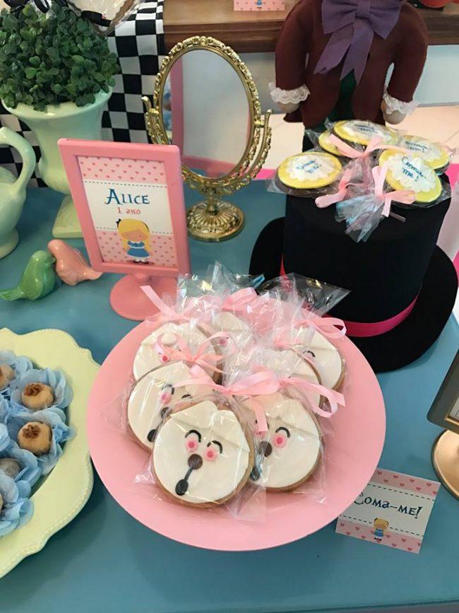 Festa Infantil: Alice no País das Maravilhas