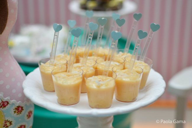 Festa: Chá das Matrioskas! Clara está chegando!