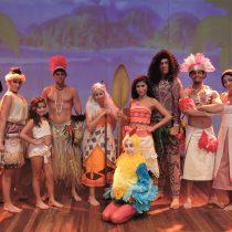 Teatro – Uma Aventura no Mar