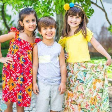 Moda para Crianças – Muito estilo
