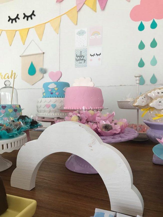 Festa Infantil: Chuva de Amor
