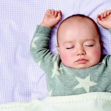 Como organizar a rotina do sono do bebê?