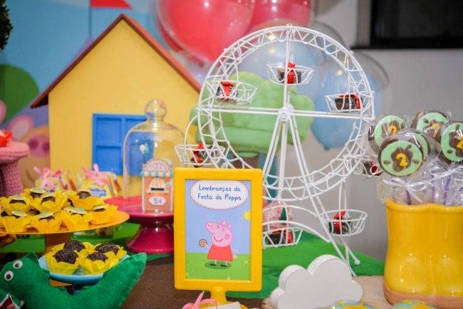 Festa Infantil: Peppa