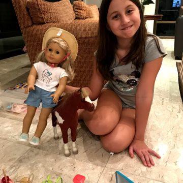 Porque é importante estimular a brincadeira com bonecas?